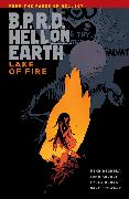 Cover-Bild zu Mignola, Mike: B.P.R.D. Hell on Earth Volume 8: Lake of Fire