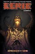 Cover-Bild zu Lapham, David: Eerie Volume 1