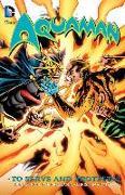 Cover-Bild zu Arcudi, John: Aquaman: To Serve and Protect