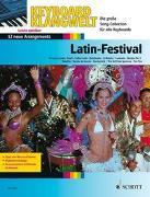 Cover-Bild zu Boarder, Steve (Instr.): Latin-Festival