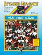 Cover-Bild zu Boarder, Steve (Instr.): Määnz bleibt Määnz
