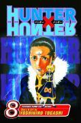 Cover-Bild zu Togashi, Yoshihiro: Hunter x Hunter, Vol. 8