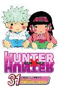 Cover-Bild zu Togashi, Yoshihiro: Hunter x Hunter, Vol. 31