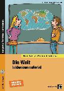Cover-Bild zu Die Welt - Inklusionsmaterial Erdkunde von Schönhals, Elena