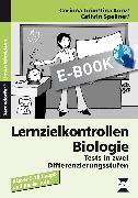 Cover-Bild zu Lernzielkontrollen Biologie (eBook) von Grün, Corinna