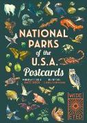 Cover-Bild zu National Parks of the USA Postcards von Siber, Kate