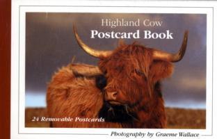 Cover-Bild zu Highland Cow Postcard Book von Wallace, Graeme