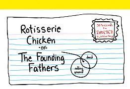 Cover-Bild zu Rotisserie Chicken von Hagy, Jessica