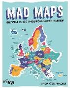 Cover-Bild zu Mad Maps (eBook) von Küstenmacher, Simon