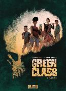 Cover-Bild zu Green Class. Band 1 (eBook) von Hamon, Jérôme