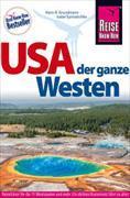 Cover-Bild zu USA, der ganze Westen von Grundmann, Hans-R.