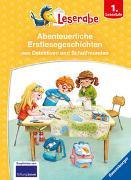 Cover-Bild zu Königsberg, Katja: Leserabe - Sonderausgaben: Abenteuerliche Erstlesegeschichten von Detektiven und Schulfreunden