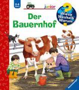 Cover-Bild zu Reider, Katja: Wieso? Weshalb? Warum? junior: Der Bauernhof (Band 1)