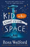Cover-Bild zu Welford, Ross: Kid Who Came From Space (eBook)