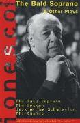Cover-Bild zu Ionesco, Eugene: The Bald Soprano and Other Plays