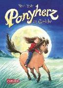 Cover-Bild zu Ponyherz, Band 2: Ponyherz in Gefahr von Luhn, Usch