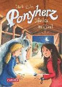 Cover-Bild zu Ponyherz, Band 6: Nachts im Stall von Luhn, Usch