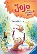 Cover-Bild zu Jojo und die Dschungelbande, Band 4: So ein Matsch von Luhn, Usch