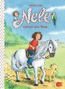 Cover-Bild zu Nele rettet ein Pony von Luhn, Usch
