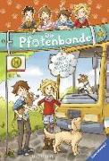 Cover-Bild zu Die Pfotenbande, Band 4: Mogli geht auf Klassenfahrt von Luhn, Usch