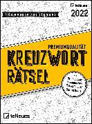 Cover-Bild zu Stefan Heine Kreuzworträtsel 2022 Tagesabreißkalender - 11,8x15,9 - Rätselkalender - Knobelkalender - Tischkalender