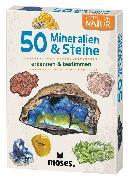 Cover-Bild zu Expedition Natur 50 Mineralien und Steine