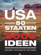 Cover-Bild zu USA
