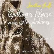 Cover-Bild zu Gulliver bei den Houyhnhnms (Audio Download)