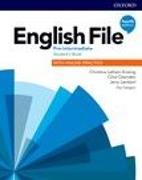 Cover-Bild zu English File. Fourth Edition. Pre-Intermediate. Student's Book with Online Practice and German Wordlist von Latham-König, Christina