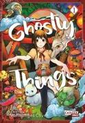 Cover-Bild zu Shirotori, Ushio: Ghostly Things 1