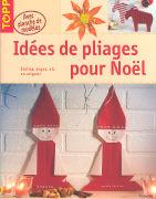 Cover-Bild zu Idees de pliages pour Noël