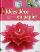 Cover-Bild zu Idées décos en papier