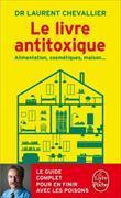 Cover-Bild zu Le livre antitoxique