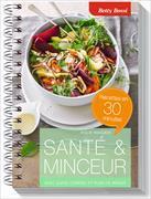 Cover-Bild zu Santé & minceur - recettes en 30 minutes