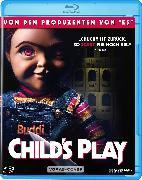 Cover-Bild zu Child's Play Blu Ray von Lars Klevberg (Reg.)