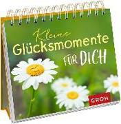 Cover-Bild zu Kleine Glücksmomente für dich von Groh Redaktionsteam (Hrsg.)