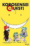 Cover-Bild zu Matsui, Yusei: Korosensei Quest! 1
