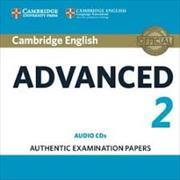 Cover-Bild zu Cambridge English Advanced 2 Audio CDs (2)