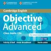 Cover-Bild zu Objective Advanced. Class Audio CDs von O'Dell, Felicity