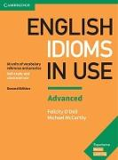 Cover-Bild zu English Idioms in Use Advanced Book with Answers von O'Dell, Felicity