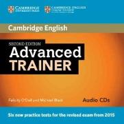 Cover-Bild zu Advanced Trainer Audio CDs von O'Dell, Felicity