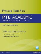 Cover-Bild zu Pearson Test of English Academic Practice Tests Plus and CD-ROM without Key Pack von Hogan, Mary Jane