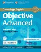 Cover-Bild zu Objective Advanced Student's Book Without Answers with CD-ROM with Testbank von O'Dell, Felicity