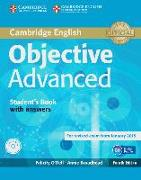 Cover-Bild zu Objective Advanced. Student's Book with answers with CD-ROM von Broadhead, Annie