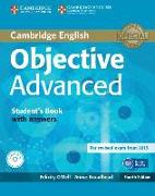 Cover-Bild zu Cambridge English. Fourth Edition. Objective Advanced. Student's Book with Answers von O'Dell, Felicity