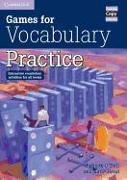 Cover-Bild zu Games for Vocabulary Practice von O'Dell, Felicity