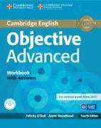 Cover-Bild zu Objective Advanced Workbook with Answers von O'Dell, Felicity