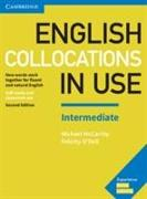 Cover-Bild zu English Collocations in Use Intermediate Book with Answers von McCarthy, Michael