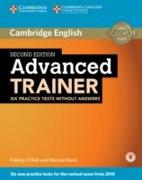 Cover-Bild zu Advanced Trainer Six Practice Tests without Answers with Audio von O'Dell, Felicity