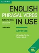 Cover-Bild zu English Phrasal Verbs in Use Advanced Book with Answers von McCarthy, Michael